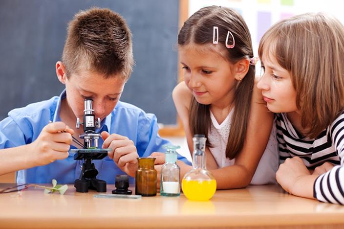science school workshops