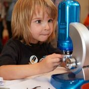 Little Scientist at the Royal Society Summer Science Exhibition, 2015